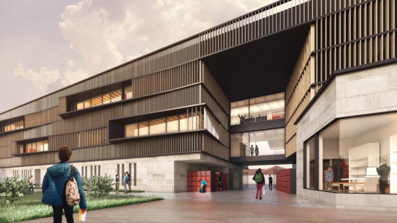 Perspectives : FGA- Collège Jean-Auriac, Arveyres