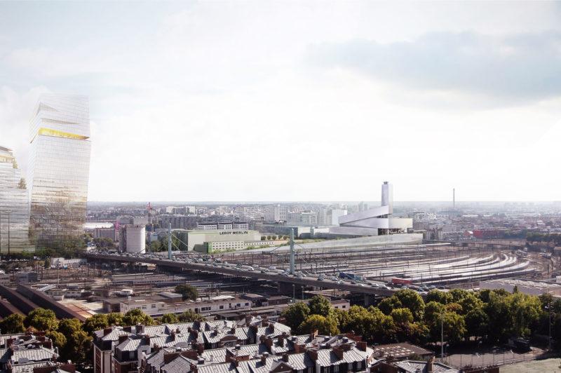 Crédit image : Virginie Bonnet- Unité de valorisation énergétique, Ivry, Paris13